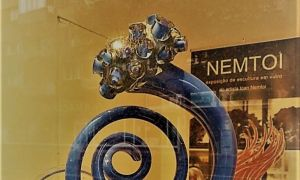 Galeria Nemțoi sau sticla ca artă