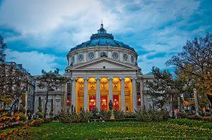 Se ÎNTÂMPLĂ astă-seară: Concert în fața Ateneului Român!