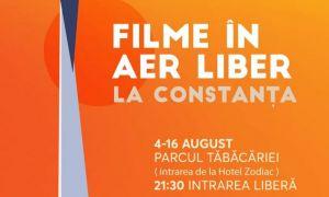 """""""Filme în aer liber"""" pe LITORAL. Intrarea este liberă"""