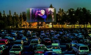 Primul cinematograf DRIVE IN din Sibiu va fi inaugurat sâmbătă