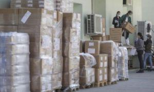 REVOLTĂTOR: zeci de milioane de măști și echipamente anti-COVID zac în depozitele UNIFARM