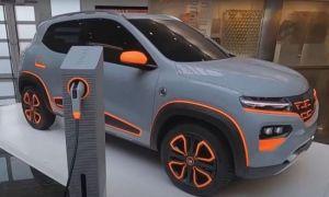 Ce se știe despre prima mașină ELECTRICĂ lansată de Dacia