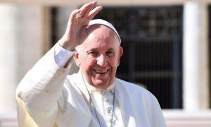 """Moment ISTORIC la Vatican. Papa Francisc susține o minoritate: """"Sunt copiii Domnului"""""""