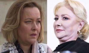 Carmen Dan şi Viorica Dăncilă au rămas pe dinafara listelor PSD pentru Parlament