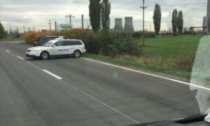 Ce au pățit doi polițiști AU SFIDAT LEGEA și au parcat neregulamentar