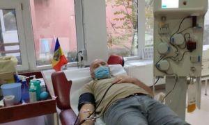 Polițist EROU, după ce a donat pentru a cincea oară PLASMĂ pentru bolnavii grav de Covid