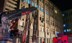 ULTIMA ORĂ: Care este starea supraviețuitorilor incendiului de la Piatra Neamț
