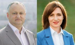 Exit Poll: Maia Sandu a câștigat alegerile din Republica Moldova și devine noul președinte al țării