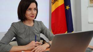 Maia Sandu, primele declarații după ce sondajele o indică drept câștigătoare a alegerilor prezidențiale din Republica Moldova
