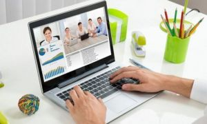 Cererea pentru traininguri online a crescut de 7 ori în 2020