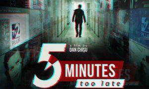 """Filmul """"5 Minute"""" al lui Dan Chișu va fi lansat în doar șase cinematografe din țară"""