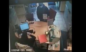 A fost prins principalul suspect al JAFULUI dintr-o bancă din Sectorul 2