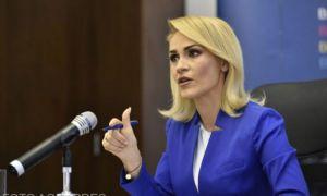 """Gabriela Firea critică carantinarea din Ilfov: """"Ferească Dumnezeu de prostul harnic"""""""