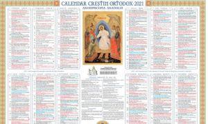 """Patriarhia Română atrage atenția: """"Calendarele bisericești nu sunt material electoral"""". Ce partid este vizat"""