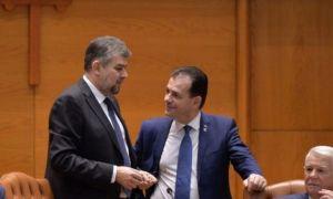 """Ludovic Orban despre DEMISIA lui Marcel Ciolacu: """"Praf în ochii românilor!"""""""