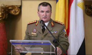Șeful Statului Major al Apărării, generalul Daniel Petrescu are COVID-19