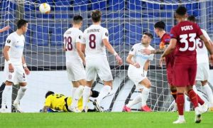 AS Roma a UMILIT CFR Cluj în Europa League