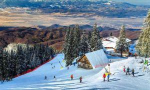 În Poiana Brașov a început pregătirea părtiilor de schi