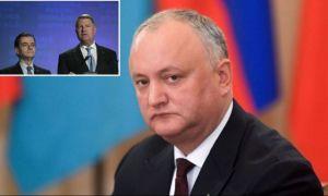 Igor Dodon îi dă în JUDECATĂ pe Klaus Iohannis și Ludovic Orban