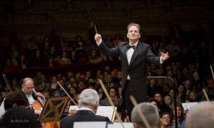 """Filarmonica """"George Enescu"""", CONCERT online de Anul Nou"""