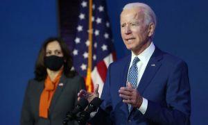 """Prima postare pe Twitter a lui Joe Biden: """"Nu e timp de pierdut!"""""""