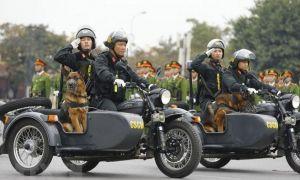 Vietnam: Desfășurare impresionantă de forțe pentru al XIII-lea Congres al Partidului Comunist