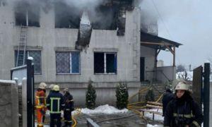 TRAGEDIE în Ucraina. 15 bătrâni și-au pierdut viața într-un incendiu devastator