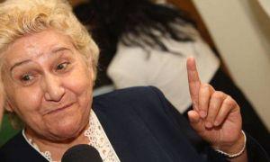 Gabi Lunca, infectată cu Covid și internată de urgență. Artista are 81 de ani