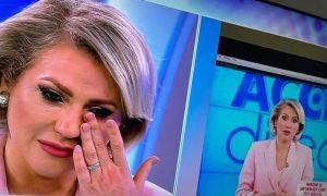 Mirela Vaida, ATACATĂ cu un bolovan în timpul emisiunii Acces direct. Cine este agresoarea