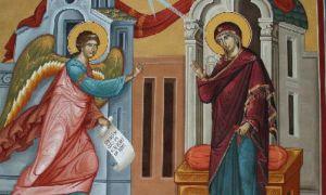 """Pe 25 martie celebrăm marea sărbătoare """"BUNAVESTIRE"""". Care e semnificația aceste zile și ce tradiții e bine să respectăm"""