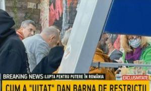 Dan Barna, surprins FĂRĂ MASCĂ la o terasă aglomerată. Cum se justifică vicepremierul
