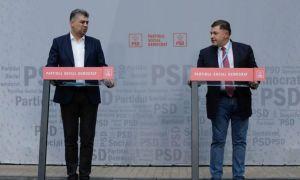 Cu ochii la scandalul din Coaliție, PSD vrea alegeri ANTICIPATE