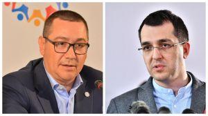 Ponta, despre ACUZAȚIILE lui Vlad Voiculescu: