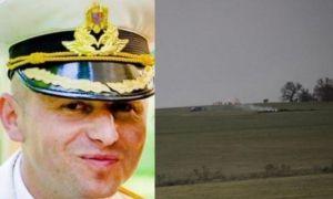 Cine este pilotul care a reușit să se CATAPULTEZE din avionul MIG 21 prăbușit în Mureș