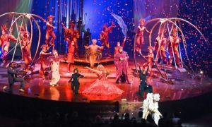 Cirque du Soleil își reia spectacolele după aproape 400 de zile de pauză