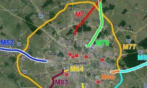 Cine a câștigat contractul de construcție al Lotului 1 al Autostrăzii de Centură Bucureşti Nord