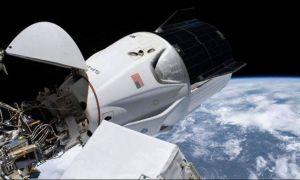 Crew Dragon Endeavour, capsula companiei SpaceX, a andocat la Staţia Spaţială Internaţională