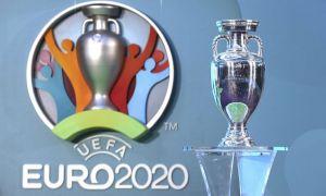Trofeul EURO 2020 a ajuns la București