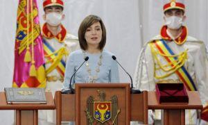 Maia Sandu a DIZOLVAT Parlamentul! Se organizează alegeri pentru un nou Guvern