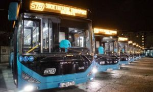 Programul special de Paște al mijloacelor de transport în comun