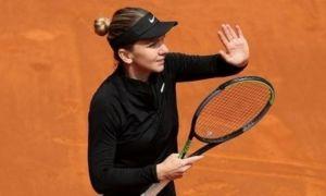 Simona HALEP, calificată în optimile turneului WTA 1.000 de la Madrid: 6-0, 6-4, cu chinezoaica Saisai ZHENG