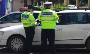 Peste 11.000 de SANCȚIUNI aplicate de polițiști în vacanța de Paște