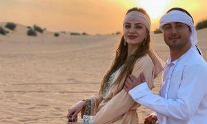 Soții folcloriști Valentin și Codruța Sanfira, VACANȚĂ în Dubai ca în