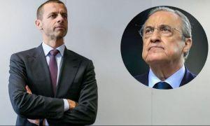 UEFA amenință cu suspendari drastice patru granzi ai Europei care nu vor să renunțe la înfiinţarea Super Ligii