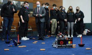 PERFORMANȚĂ: Echipa României, campioană mondială la ROBOTICĂ