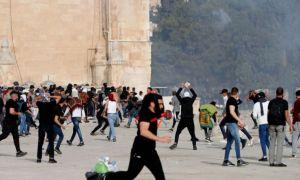 Continuă PROTESTELE violente în Ierusalim. Peste 200 de oameni au fost răniți
