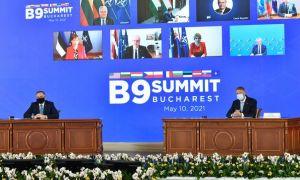 """Summit B9 la București. Klaus Iohannis: """"NATO trebuie să fie mai puternică"""""""