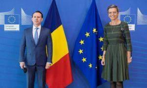Continuă negocierile pentru PNRR. Ce a discutat Florin Cîțu la Bruxelles