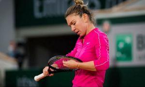 ULTIMA ORĂ: Simona Halep a abandonat turneul de la Roma șchiopătând