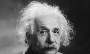 O scrisoare a lui Einstein, vândută cu 1.2 milioane $. Ce formulă conține aceasta